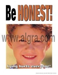 Be Honest Poster