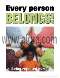 Every Person Belongs Poster