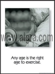 Always Exercise Poster