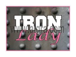 Iron/White