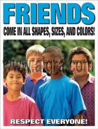 Jr. High Friends Poster