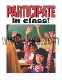 Participate Poster