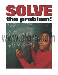 Solve the Problem Poster
