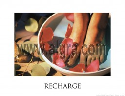 Recharge Poster