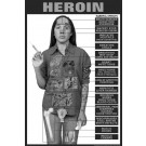 Heroin Education Study Sheet