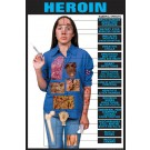 Effects of Heroin Poster