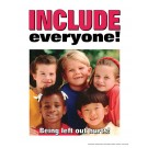 Include Everyone Poster