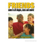 Elementary Friends Poster