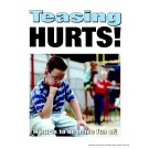 Teasing Hurts Poster