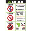 Facts About Ebola Poster