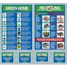 Green Home Poster Set