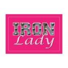 Dark Pink/Iron