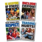 Complete High School Bullying Poster Series