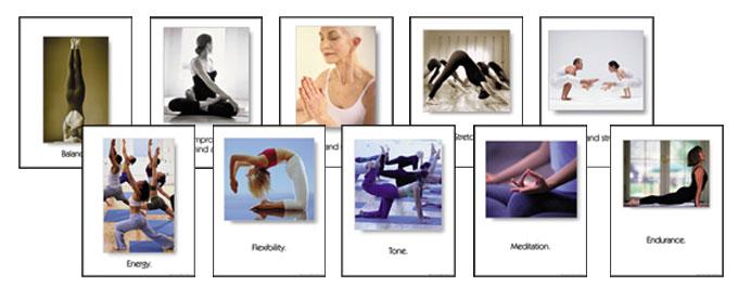 Motivational Yoga Posters
