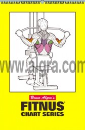 Fitness Flip Chart Cover