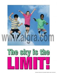 Sky is the Limit Poster