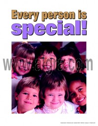 Every Person is Special Poster