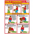 Child Choking Poster