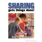 Sharing Poster