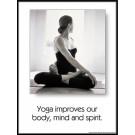 Body, Mind & Spirit Poster