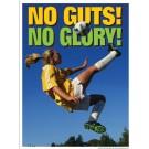 No Guts No Glory Poster