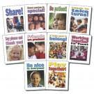 Complete Preschool Poster Set